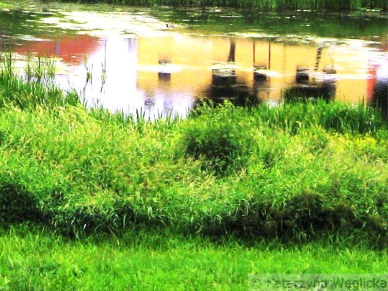 Niewiaża – jeden z dopływów Niemna, (na zdjęciu w Kiejdanach), jest pierwowzorem literackiej Issy opisywanej przez Czesława Miłosza