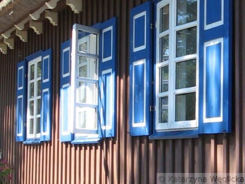 Nida – dom laureata literackiej Nagrody Nobla, Thomasa Manna, który w 1929 roku kupił letniskową posiadłość w modnym kurorcie na Mierzei Kurońskiej, dokąd często przybywali ludzie pióra i pędzla oraz intelektualiści