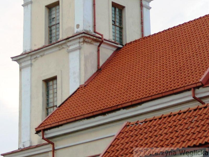 Kiejdany – kościół luterański z 1629 roku, ozdobiony freskami apostołów Jana, Łukasza, Mateusza i Marka; obok powstał cmentarz na którym spoczywa osobisty lekarz hetmana wielkiego litewskiego, księcia Janusza Radziwiłła, Jonas Fišeris
