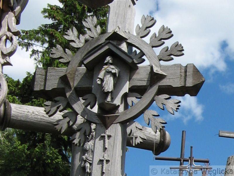 Góra Krzyży koło Szawli – z ponad 150 tysiącami krzyży i świętych posągów, będąca miejscem upamiętnienia religijnego oraz modlitw, składania próśb i podziękowań